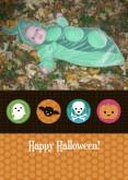 5x7 Card: Happy Halloween!