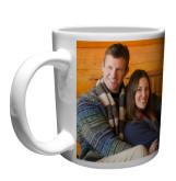 Ceramic Mug/White