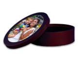 Round CD/DVD/Jewelry Case