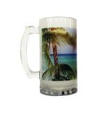 16 Oz. Frosted Mug