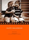 5x7 Card: Halloween Leaves