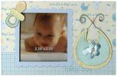 Scrapbook Magnet - Baby Boy